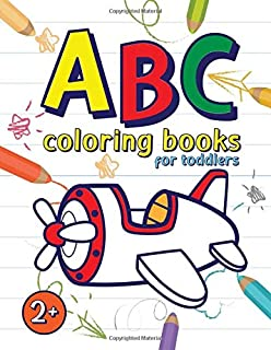 abc coloring books for toddlers (Dover Little Activity Books)