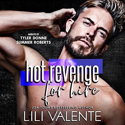Hot Revenge for Hire cover art