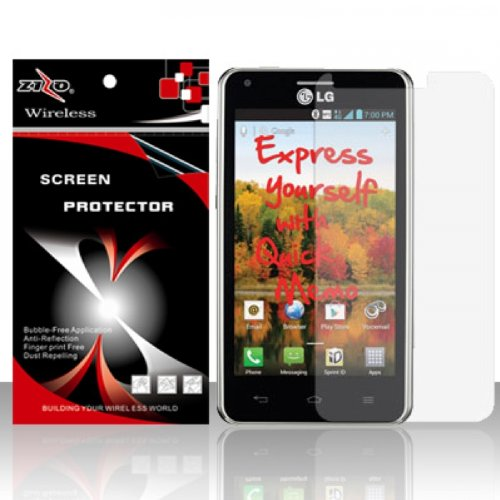 For LG Cayenne / Mach LS860 (Sprint/Boost) - Clear Screen Protector