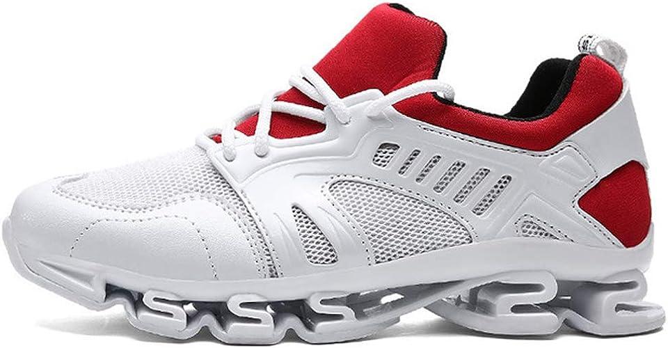 Chaussures pour Hommes Chaussures pour Femmes Chaussures de randonnée en Plein air Chaussures de Sport pour Hommes et Femmes   3Couleur 36-44-blanc-36