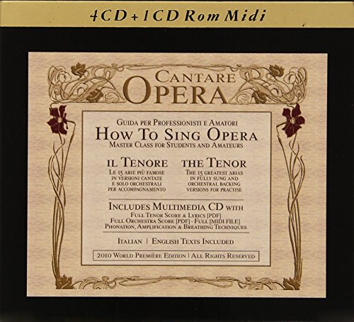 How to Sing Opera-Cantare