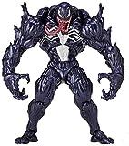 YIGEYI Carnage Venom Figura de acción Animada increíble Spiderman Venom película Carnage PVC Figuras...
