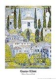 1art1 Gustav Klimt - Kirche in Cassone am Gardasee II