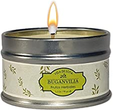 Massage Oil Candle Scented Wax, Natural Organic Soy Wax, Non-Toxic Candle Massage Oil, Massage Oil and Candle 2.5oz, Massage Candles Aromatherapy, Body Temperature Massage Oil