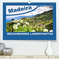 MADEIRA Bezaubernde Landschaften (Premium, hochwertiger DIN A2 Wandkalender 2022, Kunstdruck in Hochglanz): Unbegrenzte Ausblicke ueber die Weiten der Insel (Monatskalender, 14 Seiten )