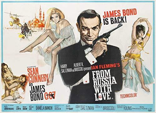 Lorenzo James Bond 007 Vintage Metal Vintage Metallblechschild Wand Eisen Malerei Plaque Poster Warnschild Cafe Bar Pub Bier Club Dekoration