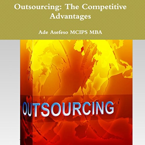 Outsourcing cover art