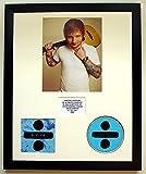 Ed Sheeran/Foto & CD Display LTD. Edition of The Album Divide