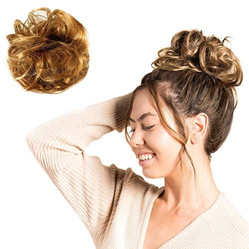 Madison Braids Women's Top Knot Ponytail Holder Hair Extension -...