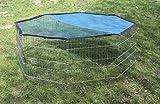 Kerbl Freigehege aus 8 Gittern - 4