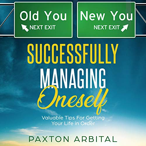 Successfully Managing Oneself audiobook cover art
