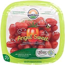 Sunset, Angel Sweet Grape Cherry Tomatoes, 24 oz