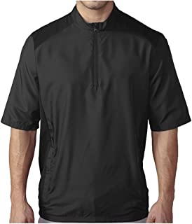 Golf Men's Club Wind Short Sleeve Jacket
