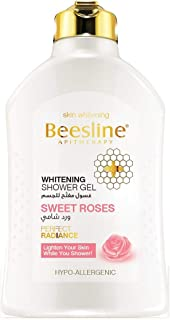 Beesline Whitening Shower Gel Sweet Roses