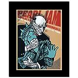 Music Ad World Pearl Jam Mini-Poster, Uniondale New York,