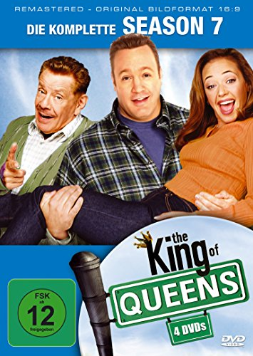 The King of Queens - Season 7 - Remastered [4 DVDs]