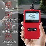 OBD2 Scanner Car Diagnostic Tool Plug para accesorios de automóvil para todos los vehículos (incluido CAN)