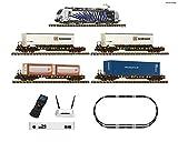 Fleischmann 931891 Kit digitale Z21: Locomotiva elettrica BR 193 con treno merci