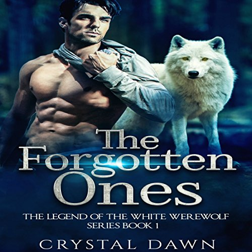 The Forgotten Ones audiobook cover art