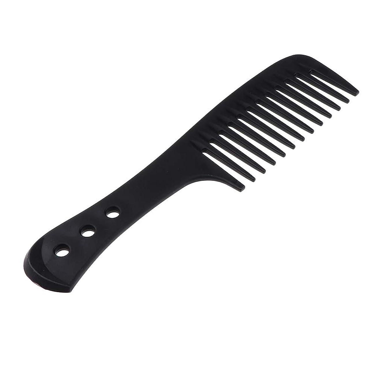 合理化祭り尊厳T TOOYFUL ワイド歯ブラシ 美容整形 美容整形髪ブラシ 全4色 - ブラック