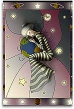 Premium - Lienzo de tela (80 x 120 cm, formato vertical, imagen HD sobre bastidor), diseño de noche Arte CALVENDO en el Rausch des Jugendstils (CALVENDO);CALVENDO