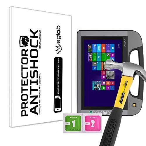 Displayschutzfolie Anti-Shock Kratzfest Bruchsicher Kompatibel mit Tablet Getac RX10