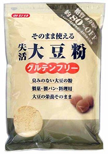 みたけ 失活大豆粉 1kg(500g×2個)