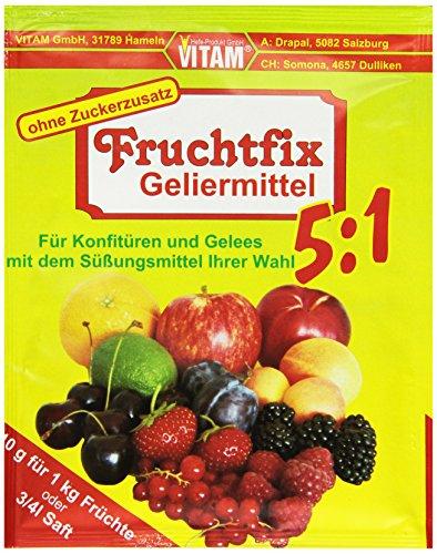 VITAM Fruchtfix Geliermittel, 12er Pack (12 x 10 g)