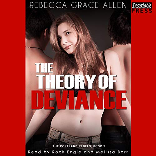 The Theory of Deviance audiobook cover art