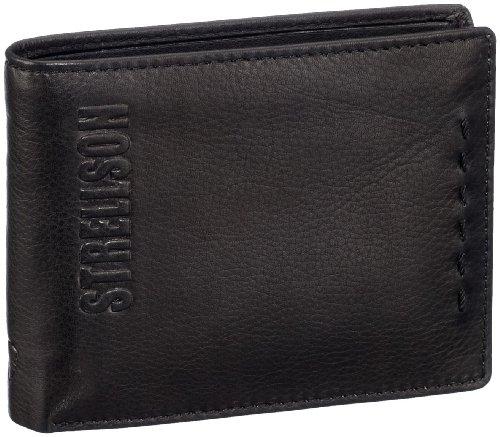 Strellson Herren Geldbeutel Oxford Circus Brieftasche aus Leder