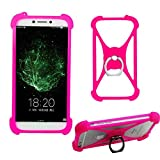 Ring Phone Stand Case for Medion LIFE E4506 E4507 Bumper