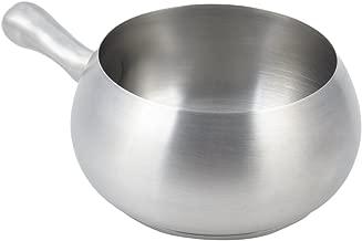 Fine Porcelain Dinnerware Bon Chef 1600005PBurntUmber Cocottes 4.3 Inch x 3.9 Inch x 1 Inch Oval Baker Cover Pack of 36 Burnt Umber