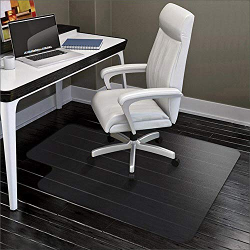 """Office Chair Mat for Hard Wood Floors 36""""x47"""" Heavy Duty Floor Protector Easy Clean"""