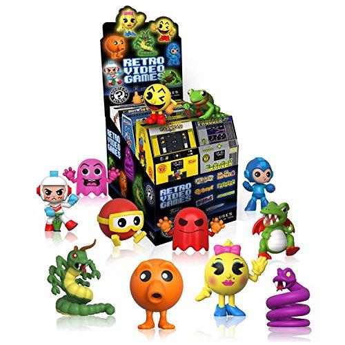 Funko Mystery Minis Retro Games S1 - Figura de Vinilo Mystery Minis X12