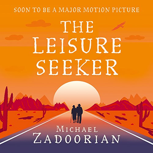 The Leisure Seeker audiobook cover art