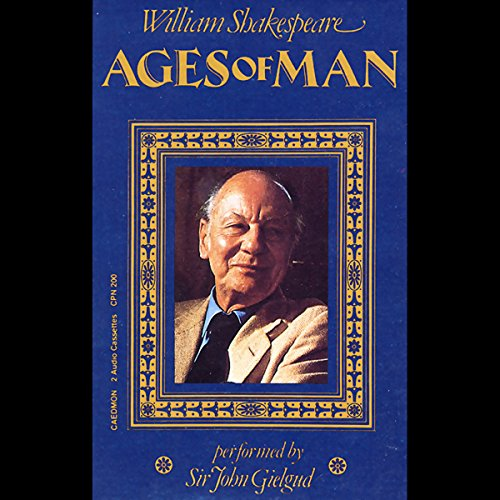 Ages of Man audiobook cover art