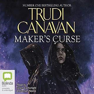 Maker's Curse cover art
