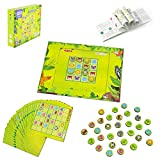 Juguetes Magneticos Puzzle para Niños Montessori 36 Piezas Animales y Números Puzzles con Tarjetas Manuales Juegos de Mesa Educativos Regalos para Niños Niñas 3 4 5 6 7 Años