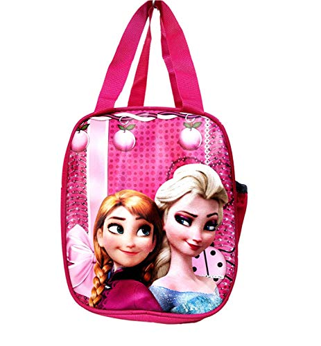 eSwaraa Perfect Lunch Bag for Kids, Stylish Bag for Girls, Gift Item for Girls, Kids Lunch Bag, School Lunch Bag
