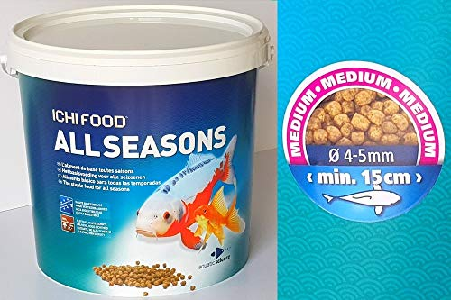aquatic_science 4 KG All Season ICHI Food Medium