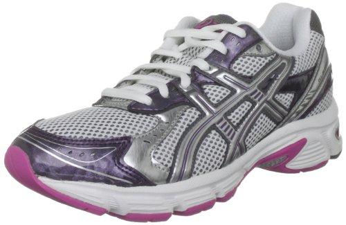 4digital Media Asia - Zapatillas, Color White/Lightning/Purple, Talla 41.5