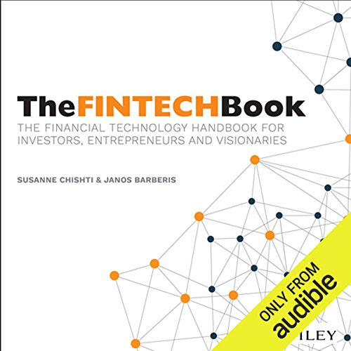 The FINTECH Book audiobook cover art