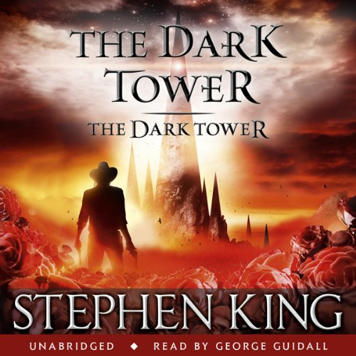 The Dark Tower VII: The Dark Tower audiobook cover art