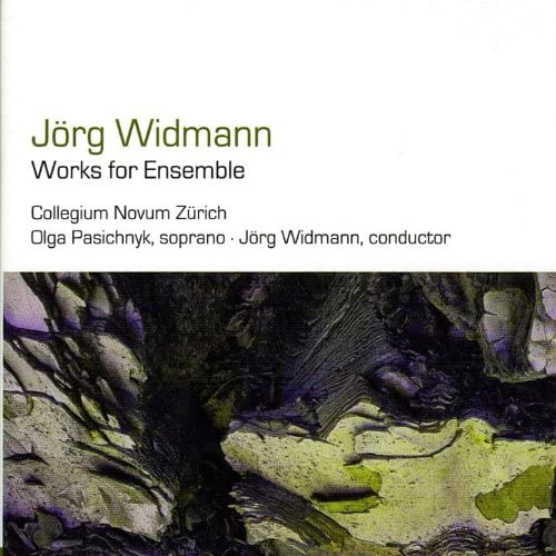 Jorg Widmann, Collegium Novum Zurich & Olga Pasichnyk