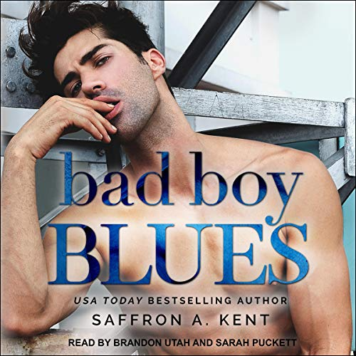 Couverture de Bad Boy Blues