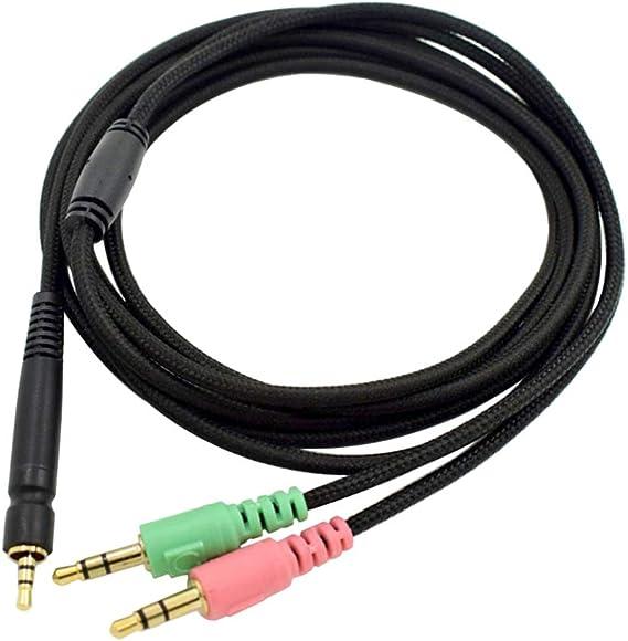 Meijunter Audio Kabel Für Sennheiser G4me One Zero Elektronik