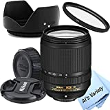 Nikon AF-S DX NIKKOR 18-140mm f/3.5-5.6G ED VR Lens (White Box)