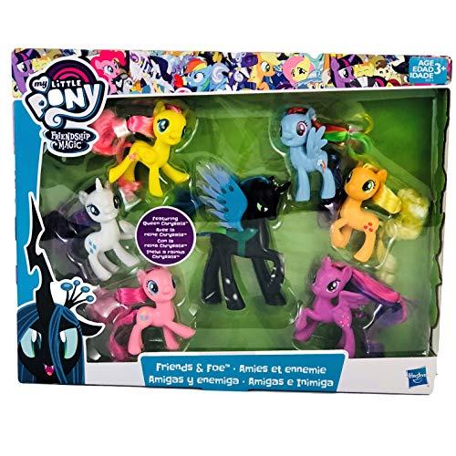 My Little Pony Friendship is Magic Friends & Foe, Featuring Queen Chrysalis