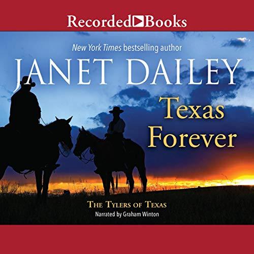 Couverture de Texas Forever