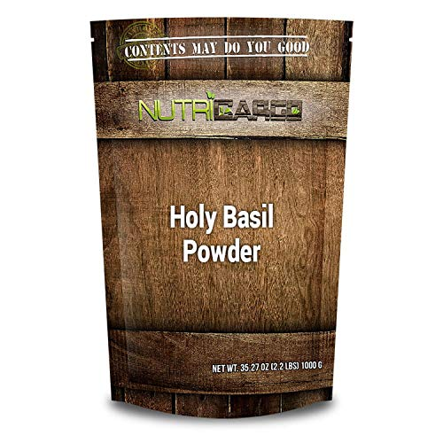 Holy Basil Powder Courier shipping free 2.2 G LBS discount 1000